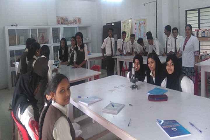 Blue Mount Public School-Preparations for JEE class