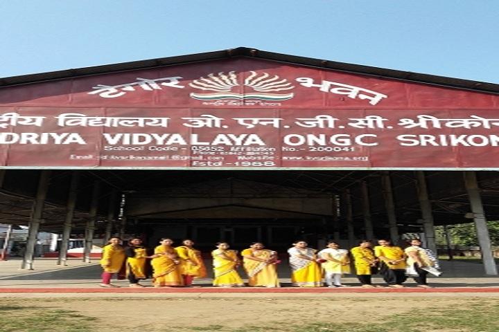 Kendriya Vidyalaya-Womens day