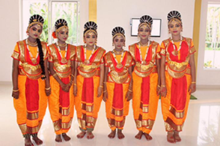 Bright Central school-Dance Activity