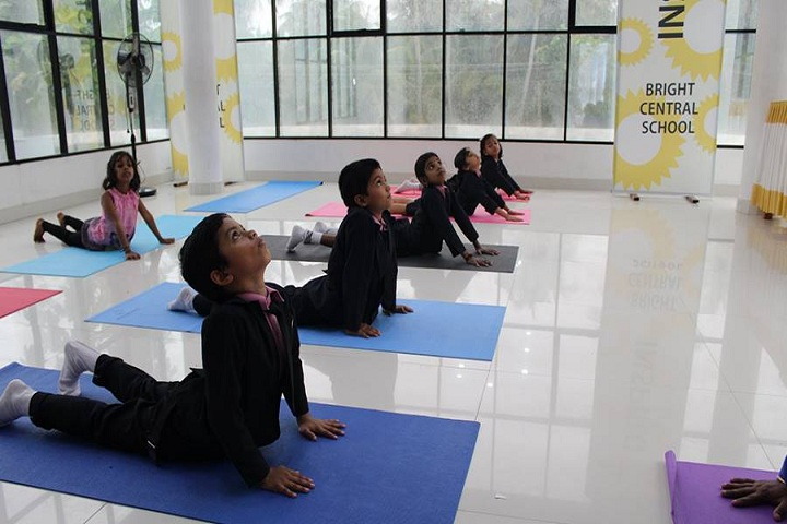 Bright Central school-Health and Wellness club