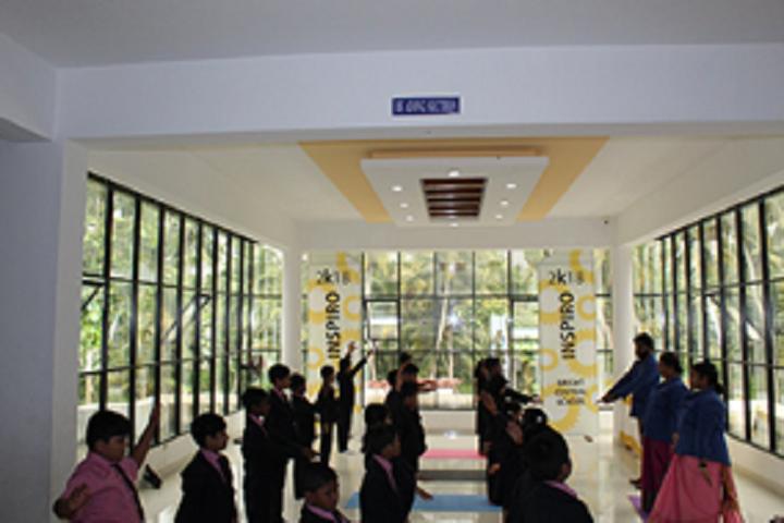 Bright Central school-Indoor Auditorium
