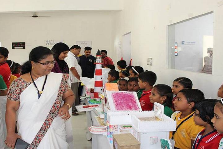 Bright Central school-Science Exhibition