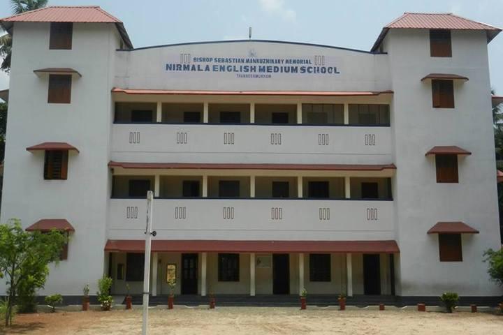 BSMM Nirmala English Medium School-Building