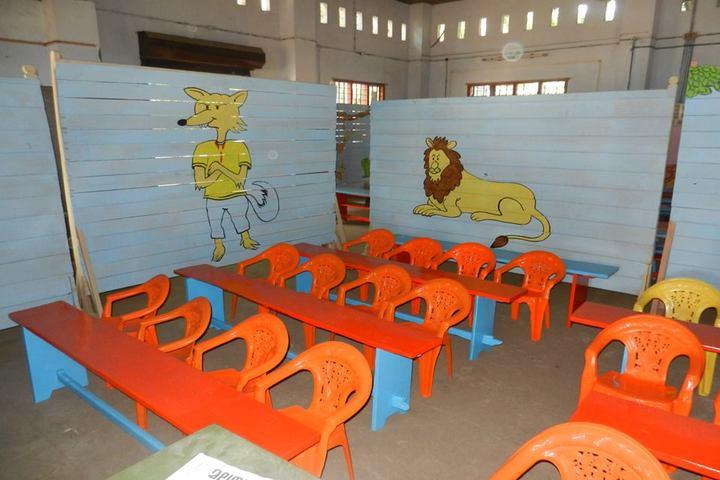 BSMM Nirmala English Medium School-Class Room