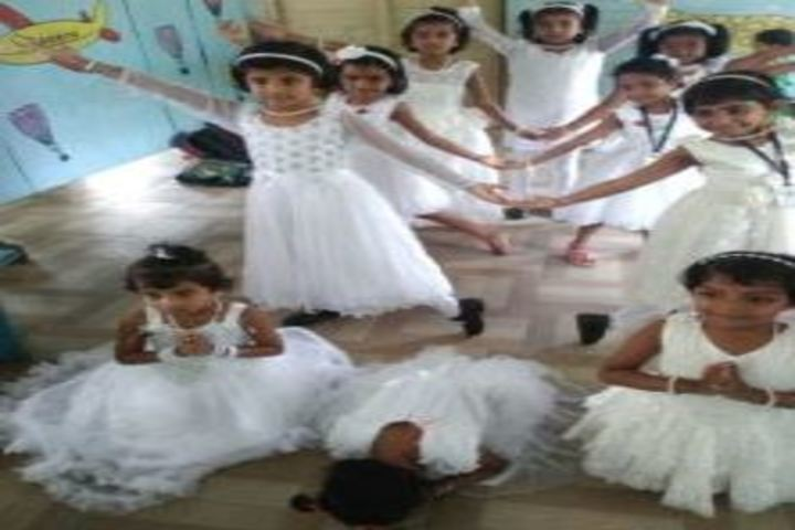 BSMM Nirmala English Medium School-Dance