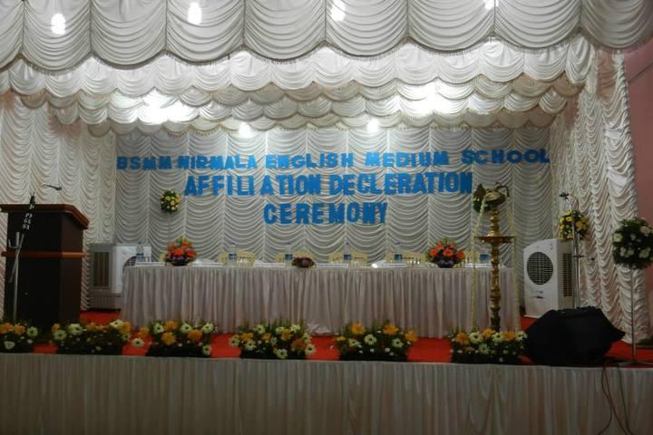 BSMM Nirmala English Medium School-Event