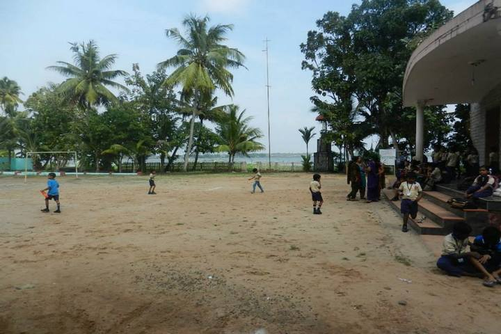 BSMM Nirmala English Medium School-Play Ground