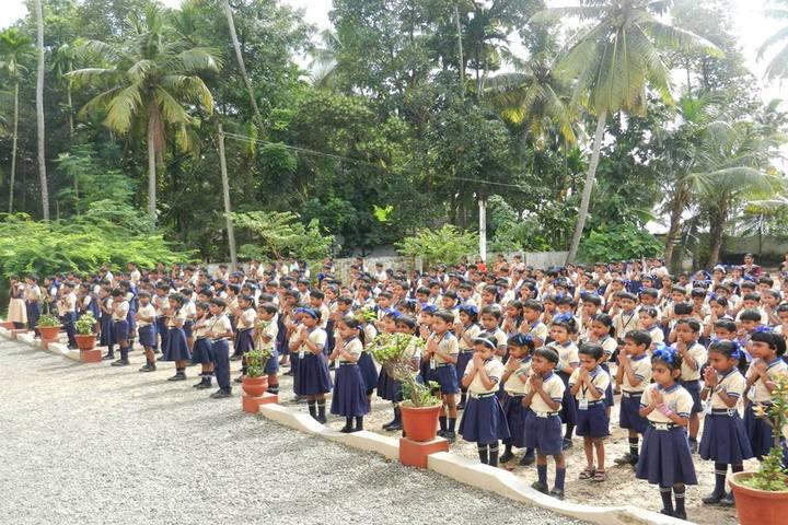 BSMM Nirmala English Medium School-Prayer