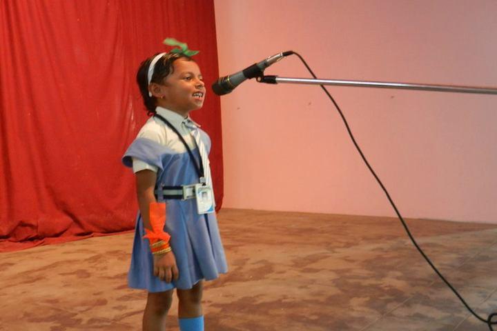 BSMM Nirmala English Medium School-Singing