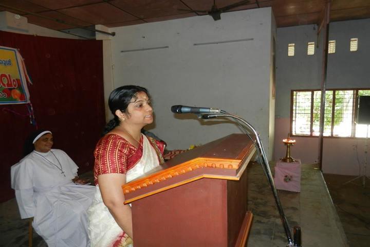 BSMM Nirmala English Medium School-Speech
