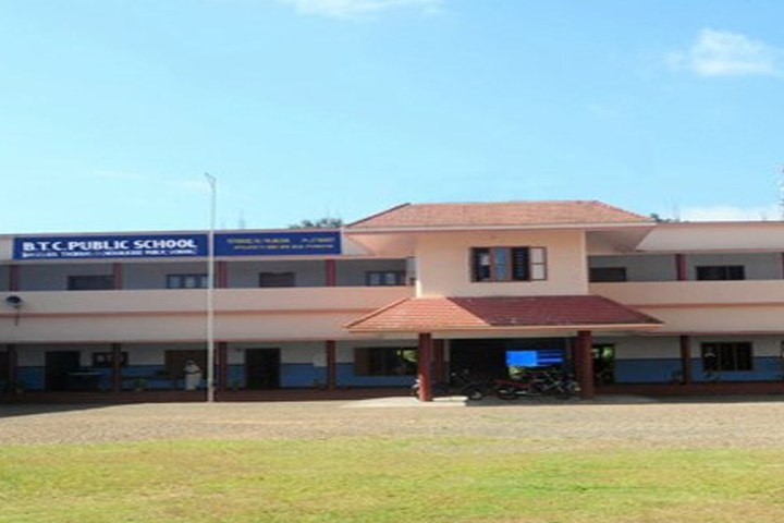 BTC Public School-Building