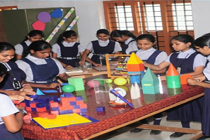 BTC Public School-Maths Lab