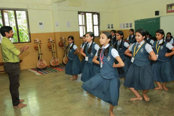 C K M N S S Senior Secondary School-Dance