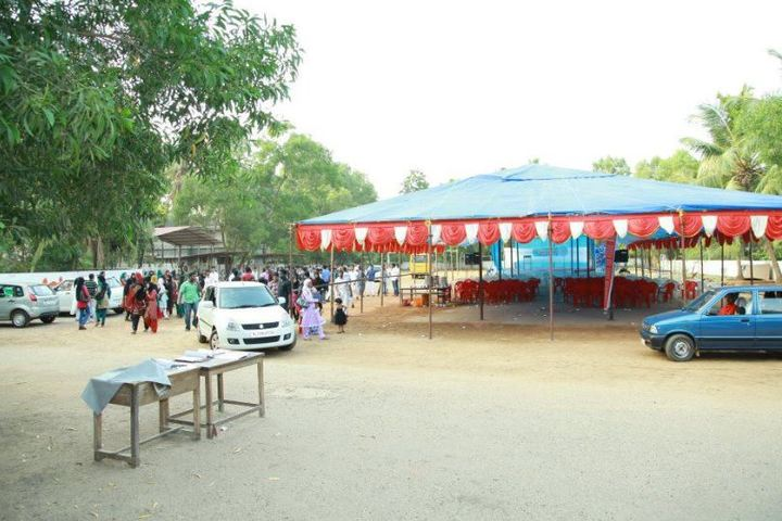C Syed Mohammed Haji Memorial Central School-Campus Area