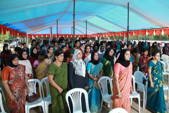 C Syed Mohammed Haji Memorial Central School-Meeting