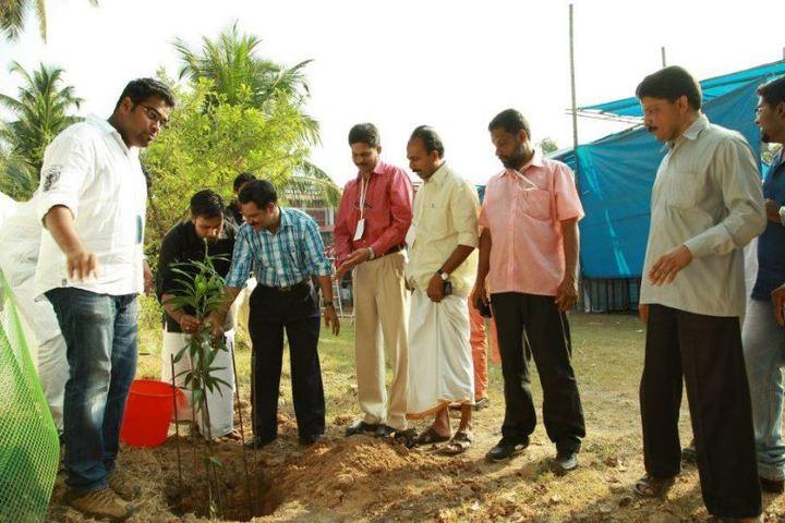 C Syed Mohammed Haji Memorial Central School-Planting