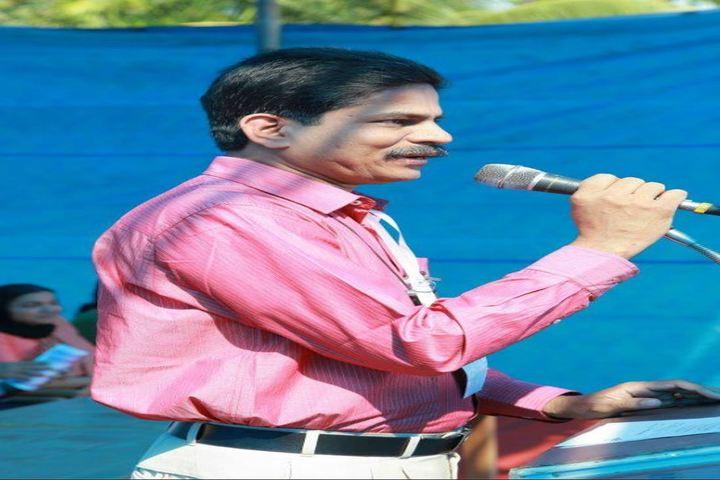 C Syed Mohammed Haji Memorial Central School-Speech