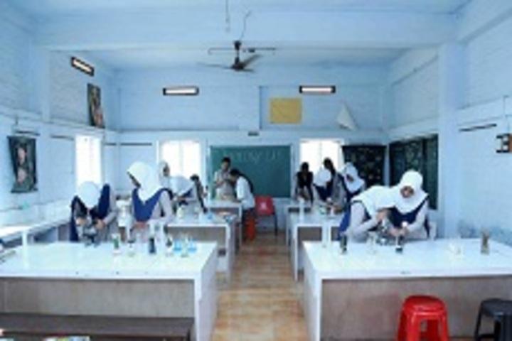 C Syed Mohammed Haji Memorial Central School-Biolagy Lab