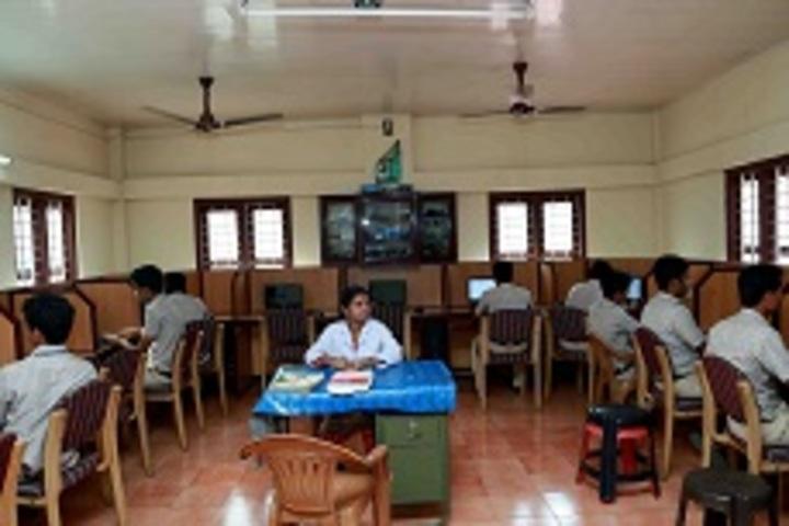 C Syed Mohammed Haji Memorial Central School-Computer Lab