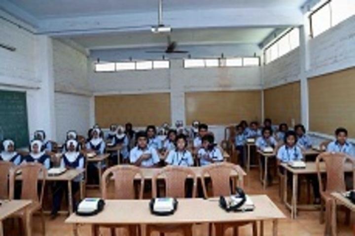 C Syed Mohammed Haji Memorial Central School-Language Lab