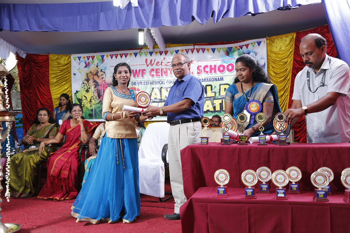 CSI WF Central School-Annual Prize Distribution