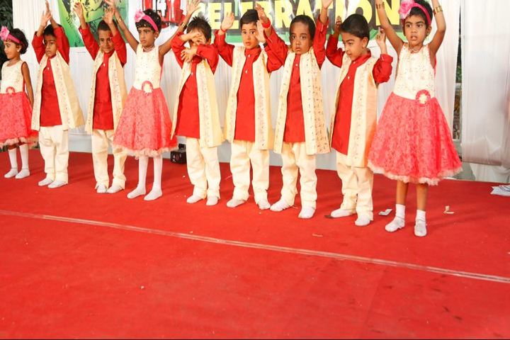 CSI WF Central School-Annual Sports Day