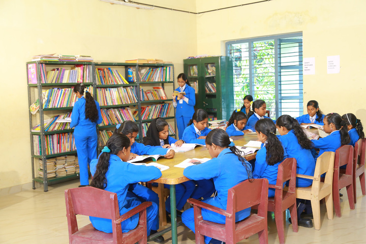 CSI WF Central School-Library