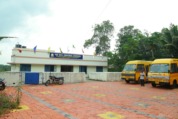 CSI WF Central School-School Building