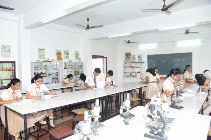 Campion School-Laboratory