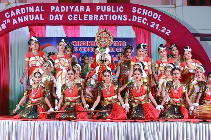 Cardinal Padiyara Public School-Annual Day Celebrations