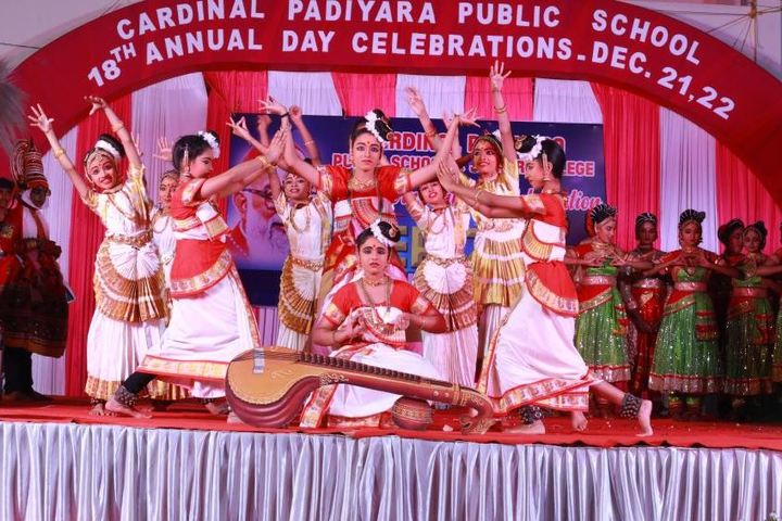 Cardinal Padiyara Public School-Cultural Performances