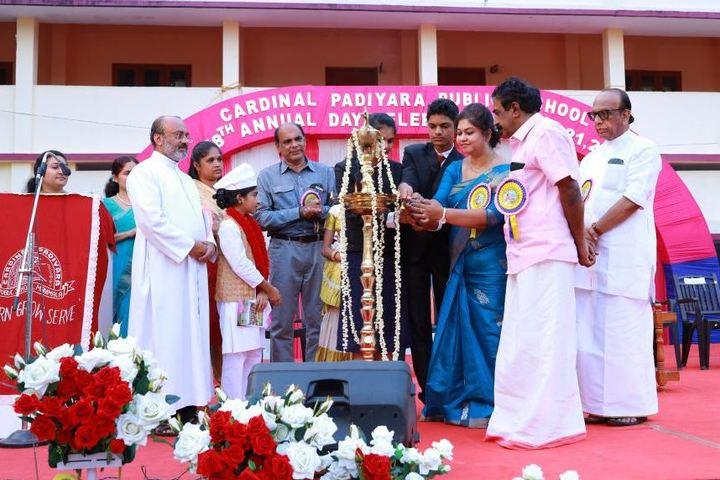 Cardinal Padiyara Public School-Opening Cermony