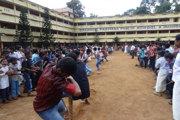Cardinal Padiyara Public School-Sports