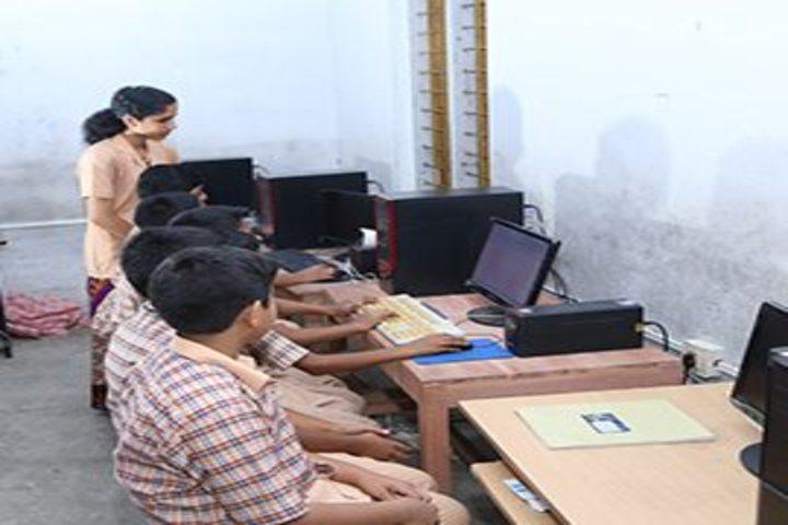 Carmal Central School-Computer Lab