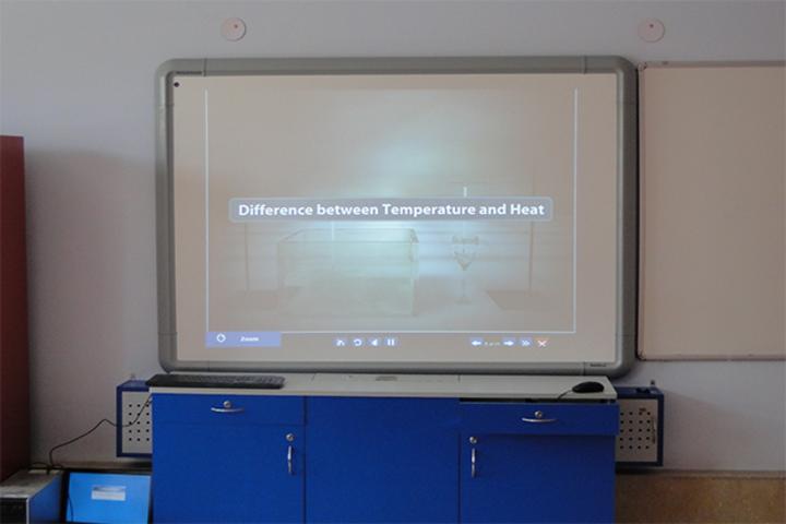 Carmal Central School-Digital Classroom