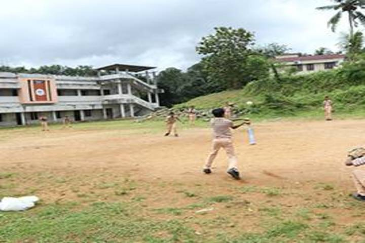 Carmal Central School-Play Ground