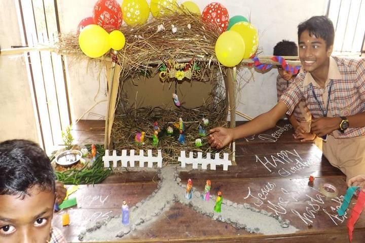 Carmal Central School-School Exhibition