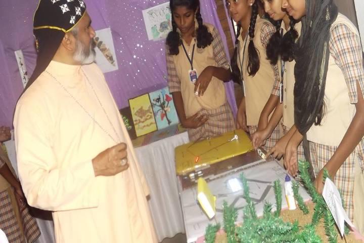 Carmal Central School-Science Exhibition