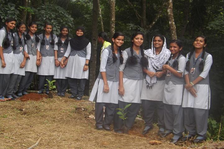 Carmal Central School-Tree Plantation