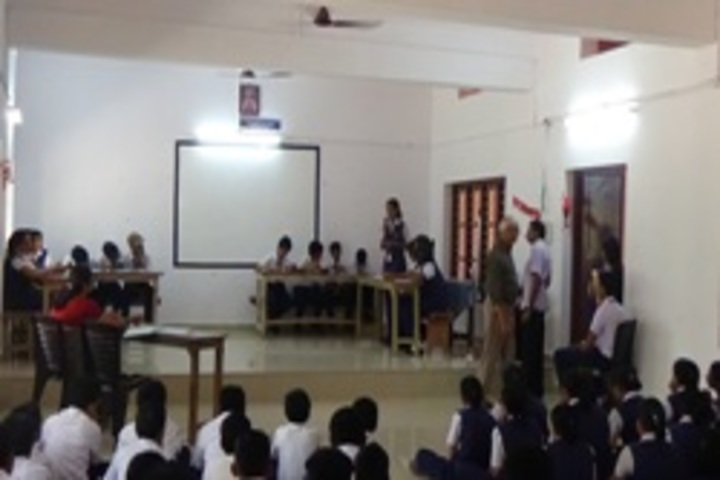 Carmel Convent English Medium School-Debate Competition