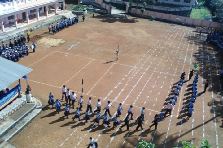 Carmel Convent English Medium School-Sports