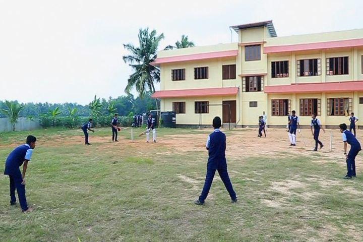 Carmel English Medium School-Play Ground