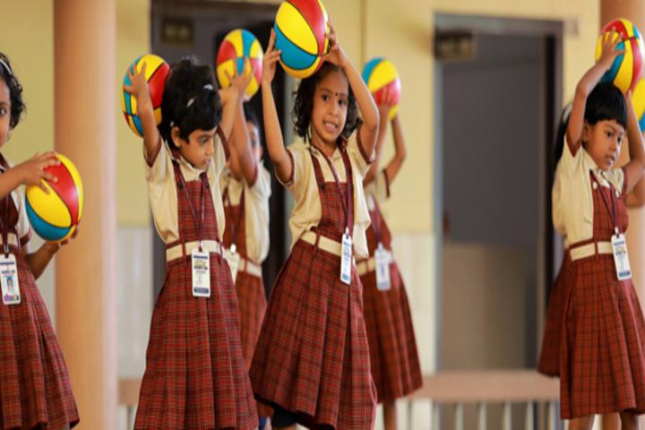 Carmel Public School-Classroom Activity