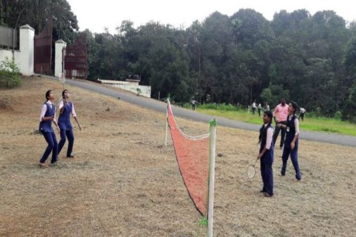 Carmel Rani Public School-Games