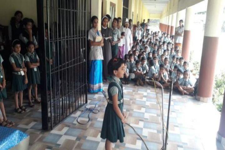 Carmel Rani Public School-Singing