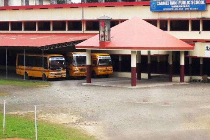 Carmel Rani Public School-Transport