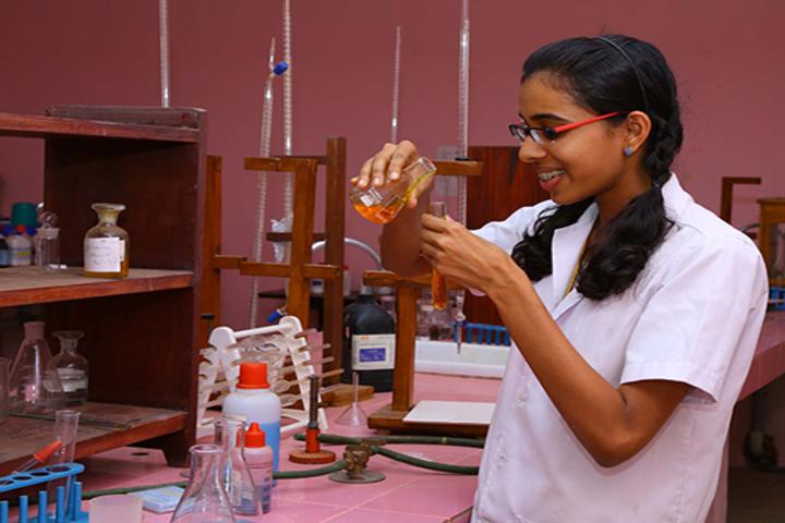 Carmel Residential School-Chemsitry Lab