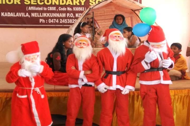 Carmel Residential School-Christmas Celebrations