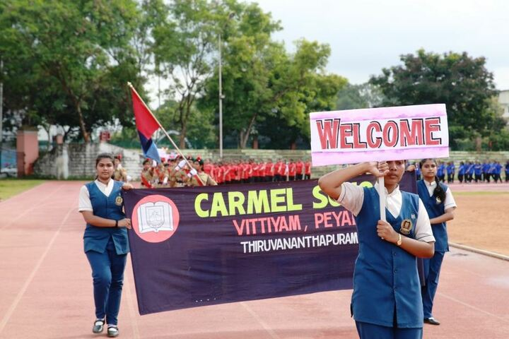 Carmel School-March Past