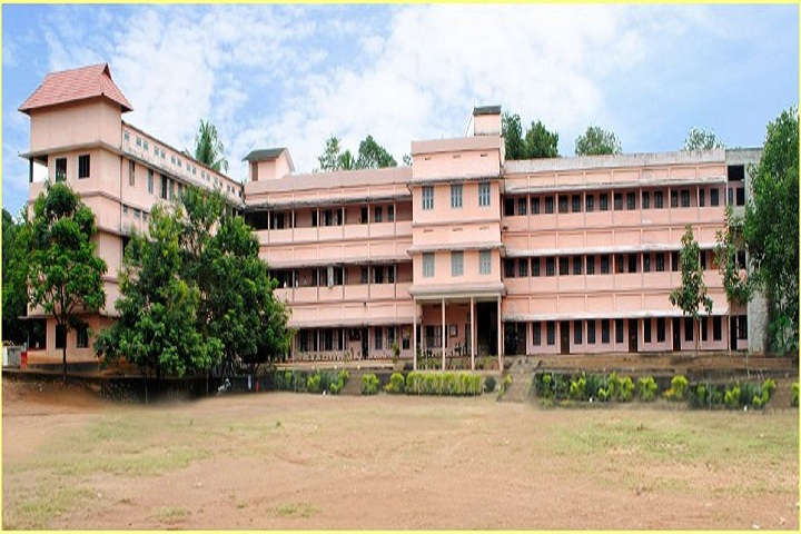 Carmelgiri English Medium School-School Building